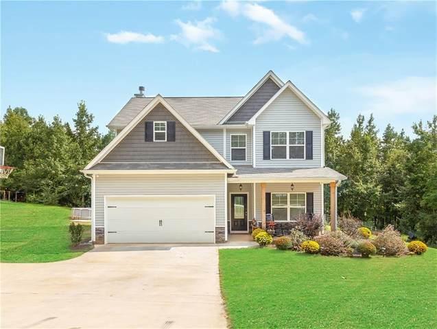 889 Proctor Road, Rockmart, GA 30153 (MLS #6940477) :: North Atlanta Home Team