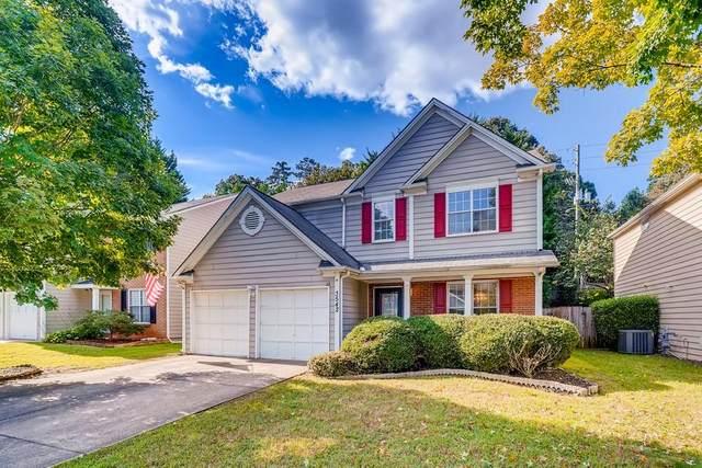 3542 Strathmore Drive, Duluth, GA 30096 (MLS #6940769) :: North Atlanta Home Team