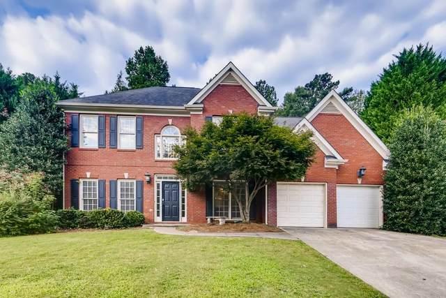 121 Brookgrove Lane, Peachtree City, GA 30269 (MLS #6940816) :: North Atlanta Home Team