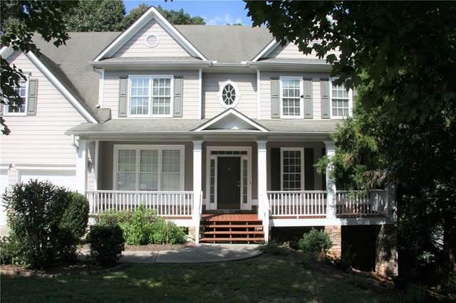 112 Knightwood Point, Acworth, GA 30101 (MLS #6940825) :: Atlanta Communities Real Estate Brokerage