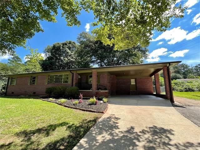 3110 Buice Circle, Gainesville, GA 30504 (MLS #6941255) :: North Atlanta Home Team