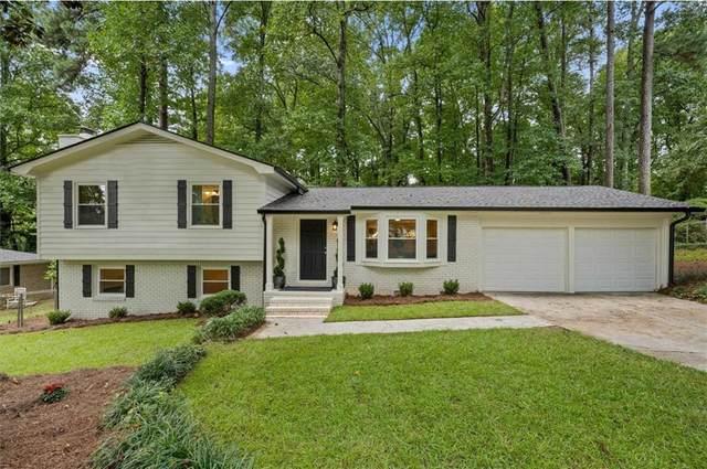 3216 Foxwood Trail SE, Smyrna, GA 30082 (MLS #6941267) :: North Atlanta Home Team