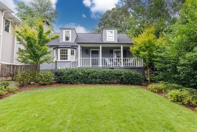 2516 Acorn Avenue NE, Atlanta, GA 30305 (MLS #6941341) :: North Atlanta Home Team