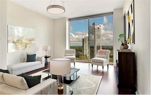 2795 Peachtree Road NE #1707, Atlanta, GA 30305 (MLS #6941473) :: Atlanta Communities Real Estate Brokerage