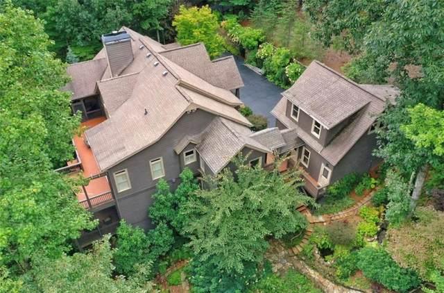 45 Flycatcher Point, Big Canoe, GA 30143 (MLS #6941493) :: 515 Life Real Estate Company