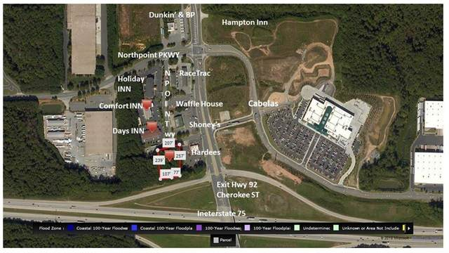0 Northpoint Way, Acworth, GA 30102 (MLS #6941559) :: Path & Post Real Estate