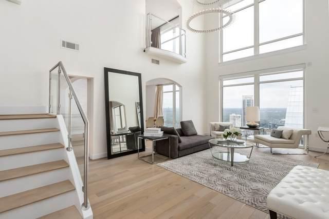 3445 Stratford Road NE #3902, Atlanta, GA 30326 (MLS #6941871) :: Atlanta Communities Real Estate Brokerage