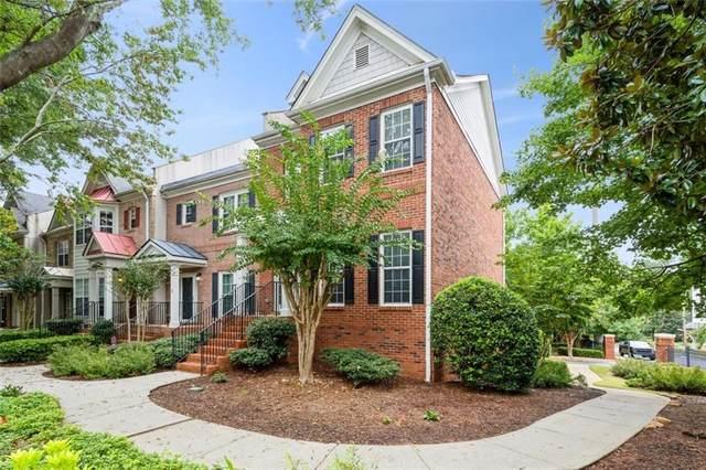 110 S Columbia Drive #1, Decatur, GA 30030 (MLS #6941878) :: North Atlanta Home Team
