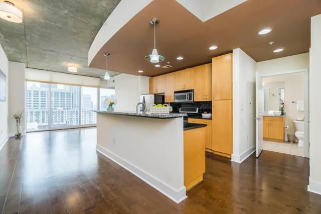 860 Peachtree Street #1304, Atlanta, GA 30308 (MLS #6941944) :: North Atlanta Home Team