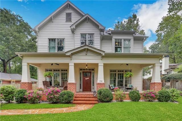 778 Piedmont Way NE, Atlanta, GA 30324 (MLS #6942095) :: Atlanta Communities Real Estate Brokerage