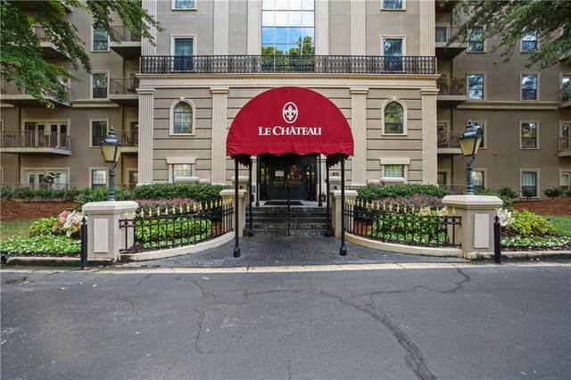 2865 Lenox Road NE #504, Atlanta, GA 30324 (MLS #6942443) :: Virtual Properties Realty