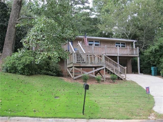 225 Doeskin Trail SE, Smyrna, GA 30082 (MLS #6942477) :: Kennesaw Life Real Estate