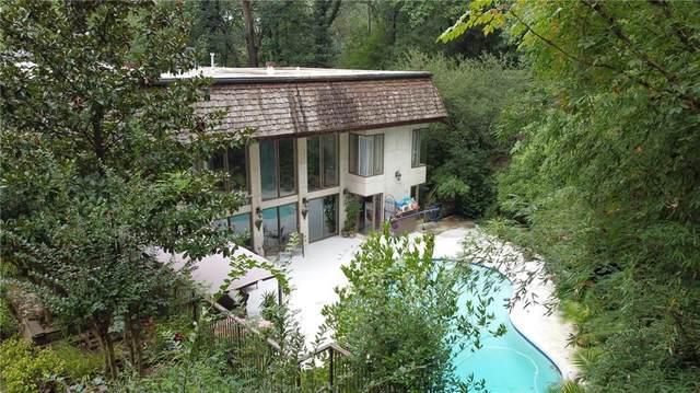 901 Edgewater Drive, Sandy Springs, GA 30328 (MLS #6942488) :: Atlanta Communities Real Estate Brokerage