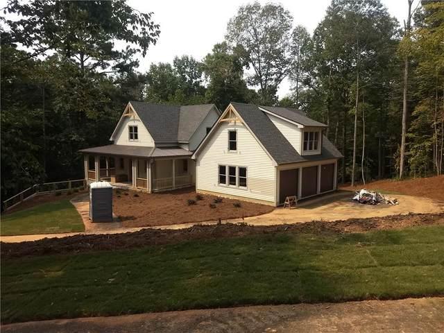 471 Thomas Lane, Waleska, GA 30183 (MLS #6942537) :: Path & Post Real Estate