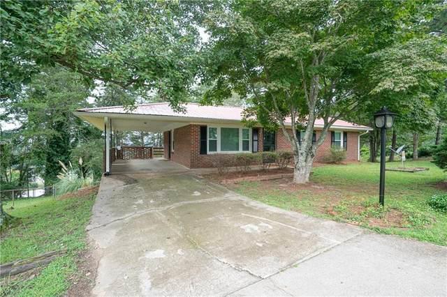 201 Skyview Drive, Gainesville, GA 30501 (MLS #6942611) :: North Atlanta Home Team