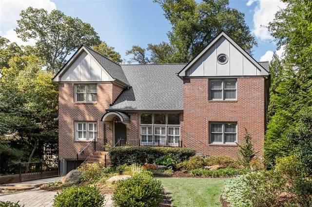 900 Clifton Road NE, Atlanta, GA 30307 (MLS #6942645) :: North Atlanta Home Team