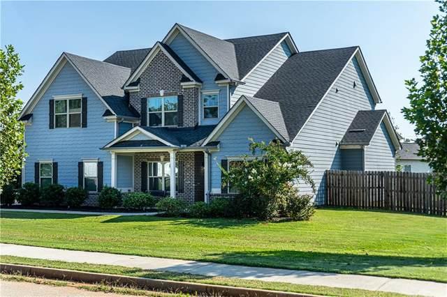 9093 Dawes Crossing, Mcdonough, GA 30252 (MLS #6942731) :: North Atlanta Home Team