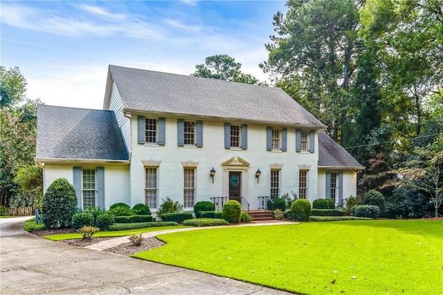 3200 Farmington Drive SE, Atlanta, GA 30339 (MLS #6942788) :: North Atlanta Home Team