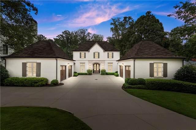 4535 Lake Forrest Drive, Atlanta, GA 30342 (MLS #6942907) :: Dillard and Company Realty Group