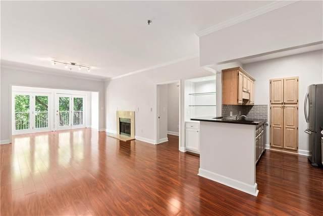 2865 Lenox Road NE #510, Atlanta, GA 30324 (MLS #6943161) :: Virtual Properties Realty