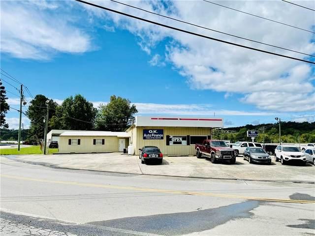 658 Industrial Boulevard, Ellijay, GA 30540 (MLS #6943236) :: Todd Lemoine Team