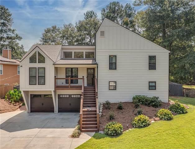1792 Jody Drive NE, Marietta, GA 30066 (MLS #6943328) :: North Atlanta Home Team