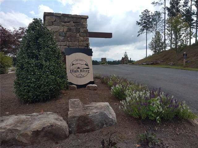 Lot 10 High River Road, Ellijay, GA 30540 (MLS #6943436) :: North Atlanta Home Team