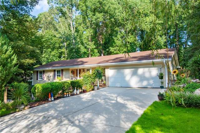 1118 Timberland Drive SW, Lilburn, GA 30047 (MLS #6943553) :: The Realty Queen & Team