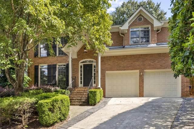 1038 Mill Creek Manor, Brookhaven, GA 30319 (MLS #6943575) :: North Atlanta Home Team