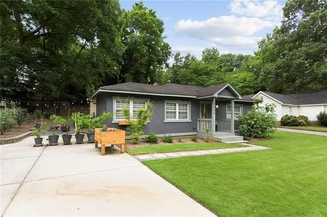 2680 Rosemary Street NW, Atlanta, GA 30318 (MLS #6943610) :: Atlanta Communities Real Estate Brokerage