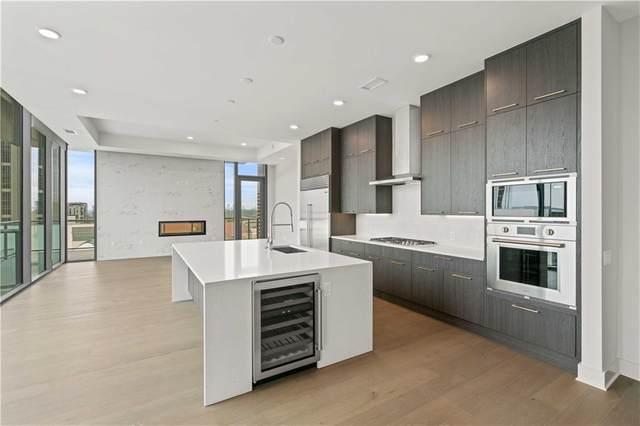 40 12th Street NW #1702, Atlanta, GA 30309 (MLS #6943784) :: Atlanta Communities Real Estate Brokerage