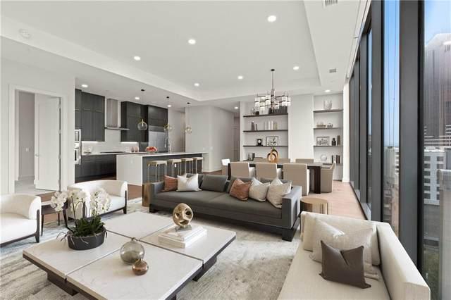 40 12th Street NW #905, Atlanta, GA 30309 (MLS #6943789) :: Tonda Booker Real Estate Sales