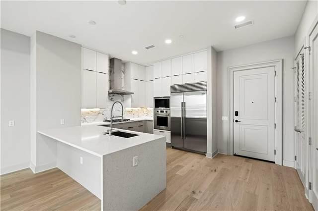 40 12th Street NW #1601, Atlanta, GA 30309 (MLS #6943800) :: Tonda Booker Real Estate Sales