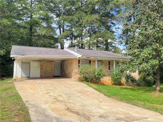 5893 Ronnie Drive, Rex, GA 30273 (MLS #6944098) :: North Atlanta Home Team