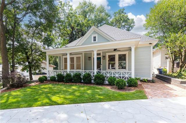1005 Albion Avenue NE, Atlanta, GA 30307 (MLS #6944132) :: The Hinsons - Mike Hinson & Harriet Hinson