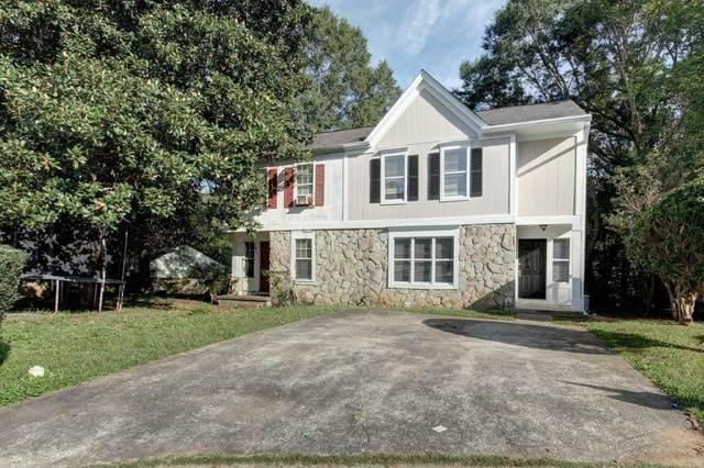 356 E Post Oak Crossing SW, Marietta, GA 30008 (MLS #6944179) :: North Atlanta Home Team