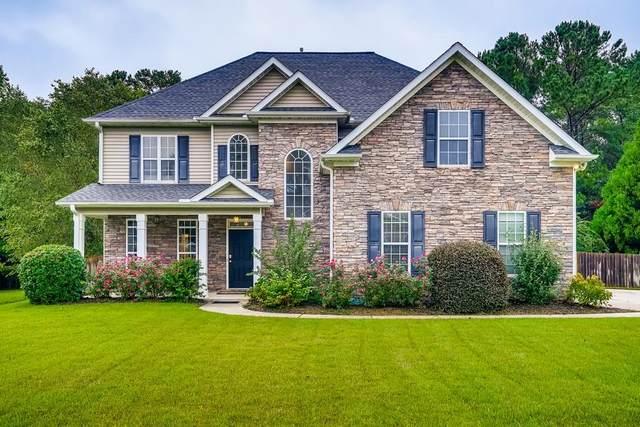 112 Brittany Lane, Senoia, GA 30276 (MLS #6944212) :: Dillard and Company Realty Group