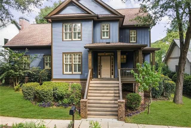 962 Grant Cove Place SE, Atlanta, GA 30315 (MLS #6944248) :: Atlanta Communities Real Estate Brokerage