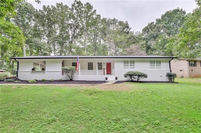 264 Tammy Drive, Dallas, GA 30132 (MLS #6944266) :: North Atlanta Home Team