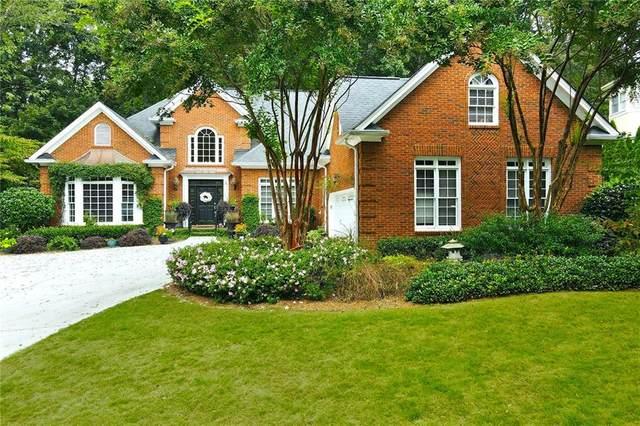 1740 Tyler Green Trail, Smyrna, GA 30080 (MLS #6944326) :: North Atlanta Home Team