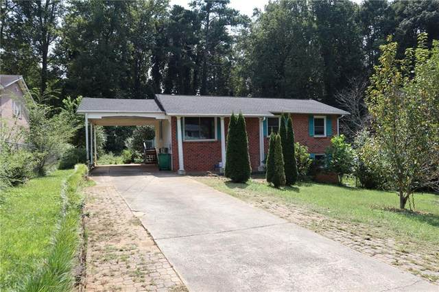 3647 Bishop Drive, Tucker, GA 30084 (MLS #6944446) :: North Atlanta Home Team