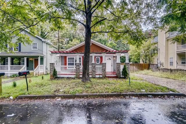 1315 Dorsey Street SW, Atlanta, GA 30310 (MLS #6944640) :: Virtual Properties Realty