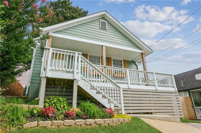 760 Grant Terrace SE, Atlanta, GA 30315 (MLS #6944706) :: Atlanta Communities Real Estate Brokerage