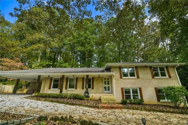 2481 Brookdale Drive NE, Atlanta, GA 30345 (MLS #6945063) :: Virtual Properties Realty