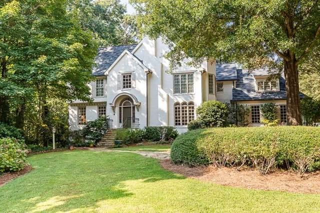 905 Curlew Court NW, Atlanta, GA 30327 (MLS #6945076) :: Maria Sims Group