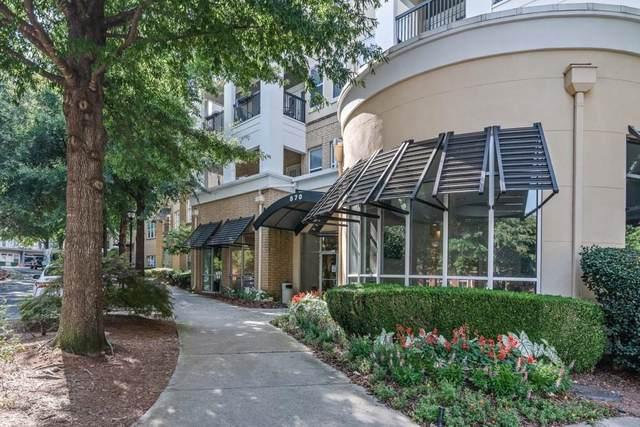 870 Inman Village Parkway NE #415, Atlanta, GA 30307 (MLS #6945190) :: Path & Post Real Estate