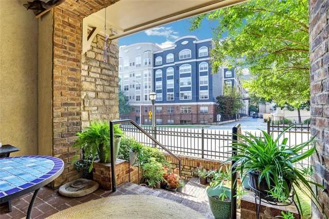 625 Piedmont Avenue #106, Atlanta, GA 30308 (MLS #6945211) :: Cindy's Realty Group