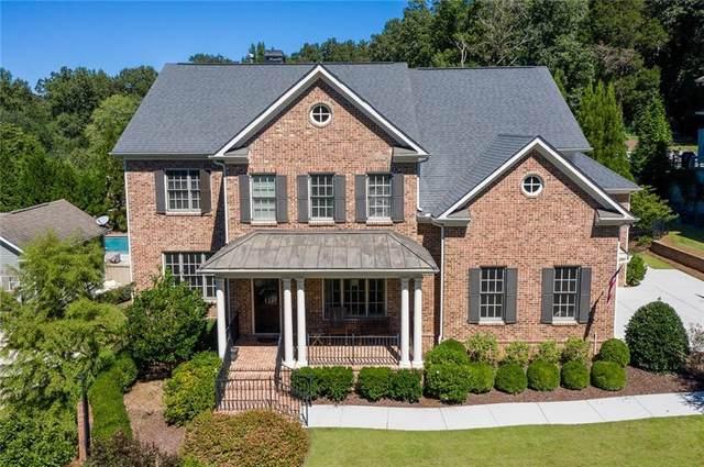 410 Tavern Circle, Sandy Springs, GA 30350 (MLS #6945355) :: Scott Fine Homes at Keller Williams First Atlanta