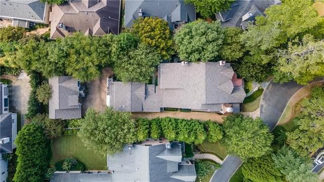 4168 Wieuca Road NE, Atlanta, GA 30342 (MLS #6945372) :: Tonda Booker Real Estate Sales