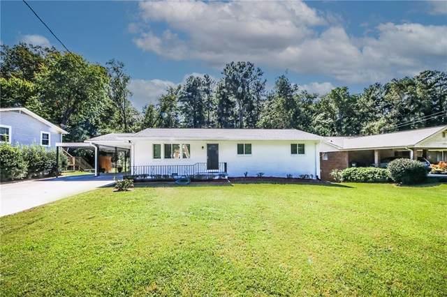 978 Overbrook Circle, Marietta, GA 30062 (MLS #6945395) :: North Atlanta Home Team